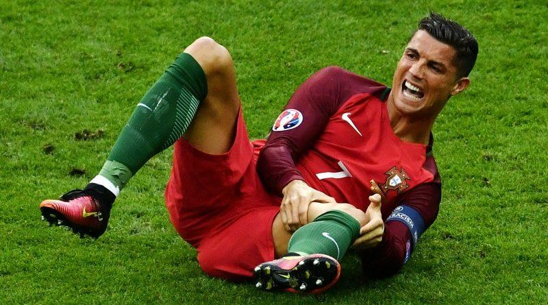 Cristiano Ronaldo e la Fisioterapia